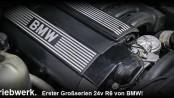 BMW M500 Motor Engine