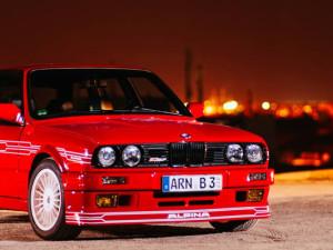 BMW e30 Alpina b3 2.7l Replika Touring by Nils