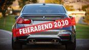Aus für BMW Verbrenner Motoren 2030